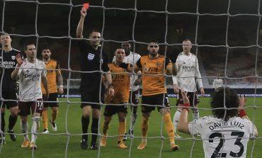 Mikel Arteta Bela David Luiz: Saya Sudah Lihat 10 Kali, Itu Bukan Pelanggaran!
