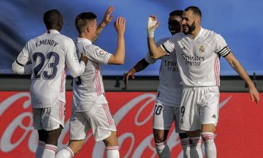 Hasil Pertandingan Real Madrid vs Valencia: Skor 2-0