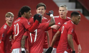 Hasil Pertandingan Manchester United vs West Ham: Skor 1-0