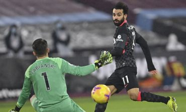 Man of the Match West Ham vs Liverpool: Mohamed Salah