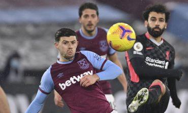 Hasil Pertandingan West Ham vs Liverpool: Skor 1-3