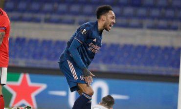 Hasil Pertandingan Benfica vs Arsenal: Skor 1-1