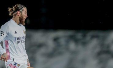 Real Madrid Sudah Ikhlas Kehilangan Sergio Ramos Secara Cuma-Cuma