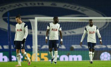 Hasil Pertandingan Brighton vs Tottenham: Skor 1-0