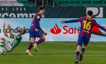 Hasil Pertandingan Real Betis vs Barcelona: Skor 2-3