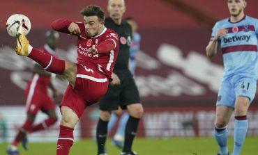 Liverpool sedang Terpuruk, Xherdan Shaqiri: Soalnya Kami Bukan Robot
