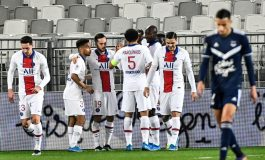 Bordeaux vs PSG: Tanpa Neymar dan Mbappe, Les Parisiens Menang 1-0
