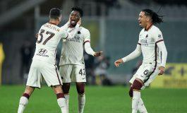 Fiorentina vs AS Roma: Giallorossi Menang 2-1