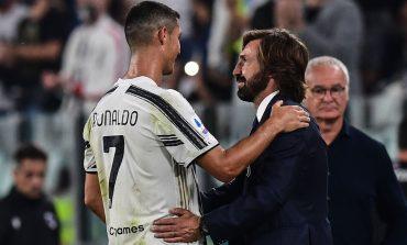 Juventus Tegaskan Pirlo dan Ronaldo Takkan ke Mana-mana