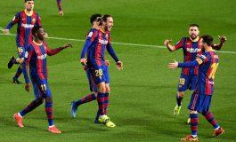 Terus Tampil Bagus, Barcelona Bisa Raih Trofi di Akhir Musim