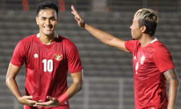 Timnas Indonesia U-23 vs Tira Persikabo: Garuda Muda Menang 2-0