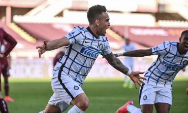 Torino vs Inter: Si Ular Tumbangkan Si Banteng 2-1