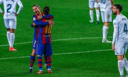 Hasil Pertandingan Barcelona vs Huesca: Skor 4-1