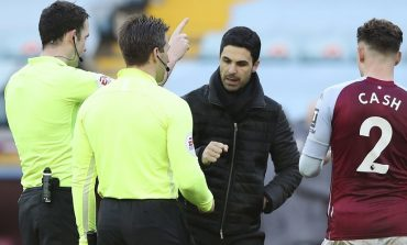 Mikel Arteta Bersikap Tegas ke Aubameyang, Apa Kata Legenda Arsenal?