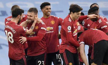 Manchester United Menangi Derby Manchester, Lindelof: Hmm Sudah Kuduga!