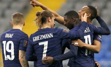 Hasil Pertandingan Kazakhstan vs Prancis: Skor 0-2