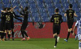Hasil Pertandingan Real Sociedad vs Barcelona: Skor 1-6