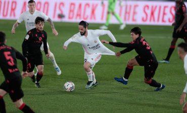 Hasil Pertandingan Real Madrid vs Real Sociedad: Skor 1-1