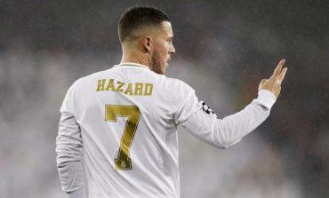 Real Madrid vs Real Betis: Akhirnya, Hazard Bisa Main Lagi!