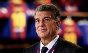 Soal Haaland, Laporta: Barcelona Akan Lakukan yang Terbaik