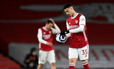 Hasil Pertandingan Arsenal vs Everton: Skor 0-1
