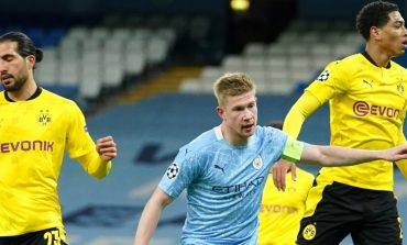 Man of the Match Manchester City vs Borussia Dortmund: Kevin De Bruyne