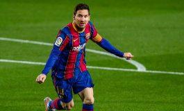 Biarkan Griezmann Ambil Penalti Saat Punya Peluang Hat-trick, Messi Panen Pujian dari Netizen