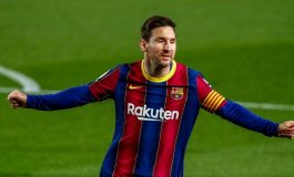 Man of the Match Barcelona vs Getafe: Lionel Messi