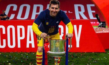 Sinyal Positif untuk Barcelona: Messi Terlihat Bahagia