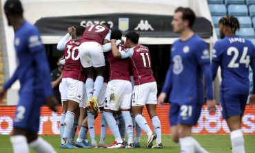 Aston Villa vs Chelsea: The Blues Keok 1-2, tapi Tetap Finis 4 Besar