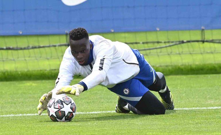 Final Liga Champions: Kante & Mendy Sudah Latihan di Skuad Chelsea
