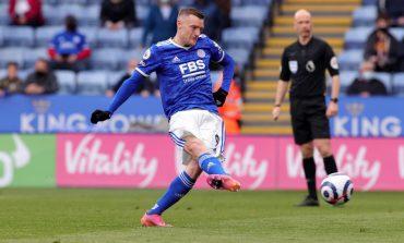 Jamie Vardy Kecewa Leicester Gagal 4 Besar