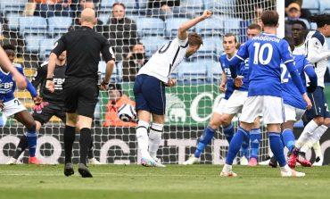 Leicester vs Tottenham: Tumbang 2-4, The Foxes Gagal ke Liga Champions