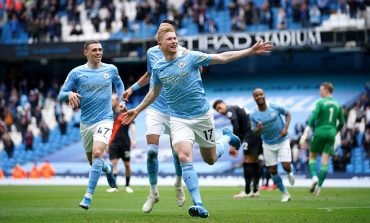 Man City vs Everton: Tutup Musim, Citizens Gasak The Toffees 5-0