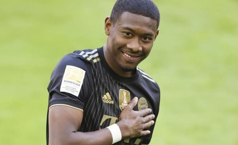 Alaba Hengkang dari Bayern Bukan karena Uang