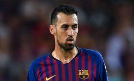 Sergio Busquets Positif COVID-19 Jelang Piala Eropa 2020