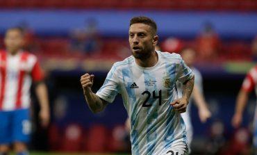 Hasil Copa America 2021 Argentina vs Paraguay: Skor 1-0