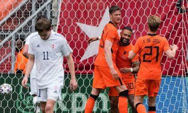 Hasil Pertandingan Belanda vs Georgia: Skor 3-0