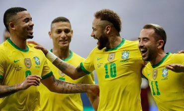Hasil Copa America 2021 Brasil vs Venezuela: Skor 3-0