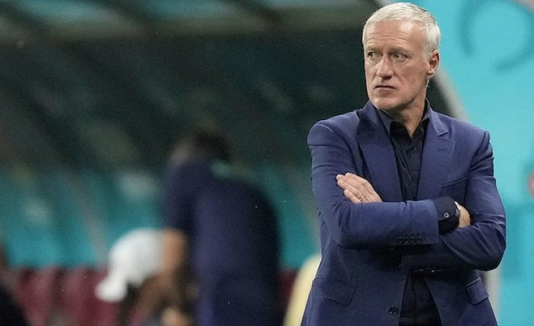 Prancis Tersingkir dari Euro 2020, Deschamps Ambil Tanggung Jawab Penuh