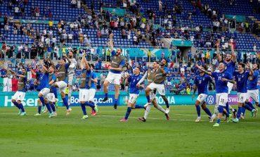 1000 Menit Tidak Kebobolan! Sudah Boleh Sebut Italia Calon Juara?