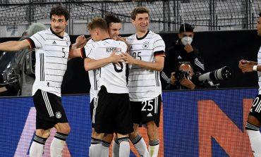 Hasil Pertandingan Jerman vs Denmark: Skor 1-1
