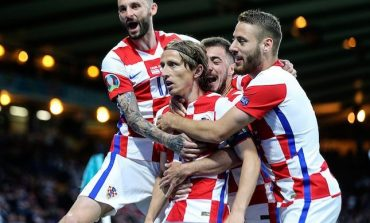 Hasil Euro 2020 Kroasia vs Skotlandia: Skor 3-1