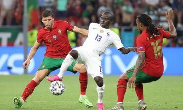 Hasil Euro 2020 Portugal vs Prancis: Skor 2-2