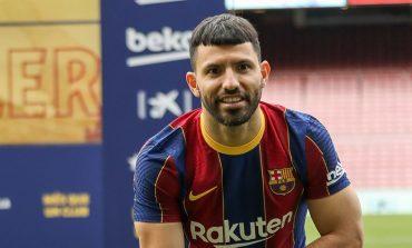 Sergio Aguero: Saya Bukan ke Barcelona karena Lionel Messi!