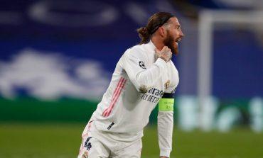 Sergio Ramos Cabut dari Real Madrid, Eder Militao Merasa Kehilangan