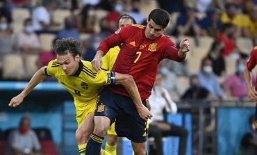 Hasil Euro 2020 Spanyol vs Swedia: Skor 0-0