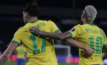 Hasil Copa America 2021 Brasil vs Peru: Skor 1-0