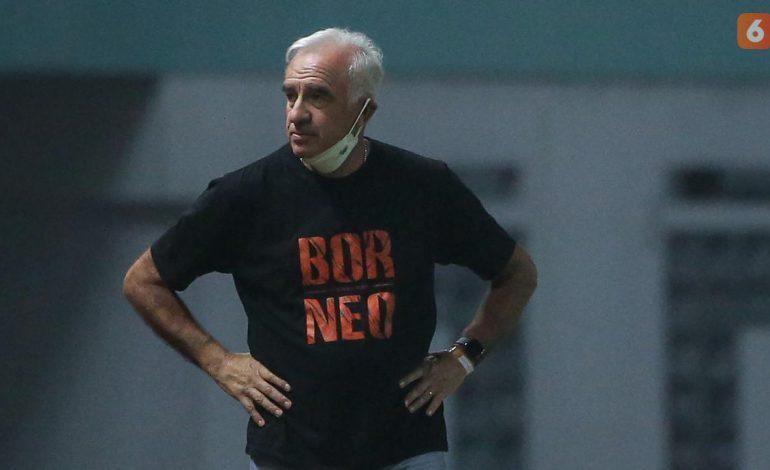BRI Liga 1: Mario Gomez Resmi Tinggalkan Borneo FC