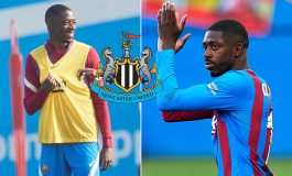 Newcastle Incar Ousmane Dembele